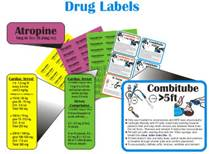 drug labels