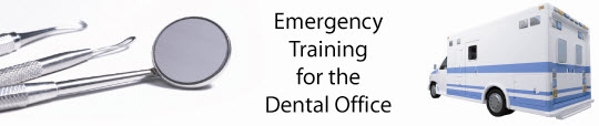 dental emerg training logo